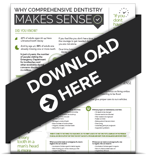 A download for comprehensive dentist Seattle residents can get.