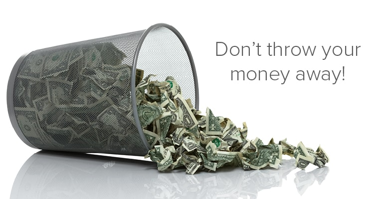 Don't let your dental insurance dollars go to waste.